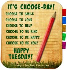 Tuesday Inspirational Quotes Interesting 48 Sayings And Quotes About Tuesday