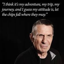 Leonard Nimoy Quotes Fascinating 48 Leonard Nimoy Quotes That Inspired Us To Boldly Go