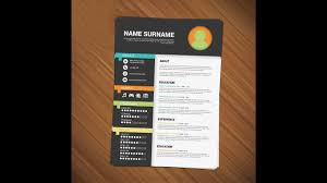 Adobe Resume Best Free Resume Templates In Psd And Ai In 2018