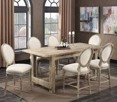 perfect large rustic round dining table inspirational 7 piece dining set round dining room sets wood