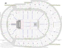 Bridgestone Arena Detailed Seating Chart 15 Proper Bridgestone Seating Chart