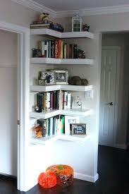 wall mounted corner shelves modern white shelves corner floating shelf white wall mount corner shelf modern