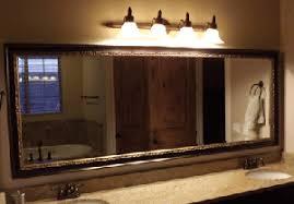 framed bathroom mirrors. Framing A Bathroom Mirror . Framed Mirrors