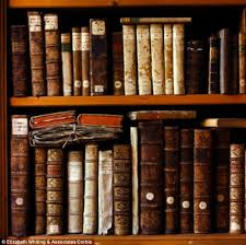 old books stock image have a sweet smell with notes of vanilla flowers and