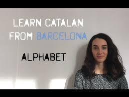 Over the phone or military radio). Learn The Catalan Alphabet Youtube