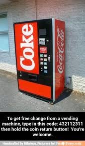 Vending Machine Change Code Enchanting Free Change Vending 48 IFunny