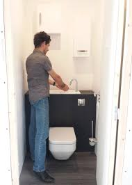 Toilet With Sink Attached