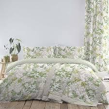 d d delamere green duvet cover and