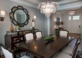 Interior Decoration And Design Dining Room Two Ideas Chandelier Small Contemporary Expandable 44