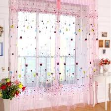 full image for sheer pink curtains pink sheer curtains target colorful room door divider panel ds