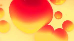 70s parties full screen lava lamp hot citrus