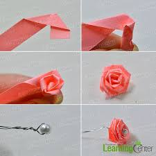 Make Flower With Paper How To Make A Blue Quilling Paper Flower Pot And Flowers For Home