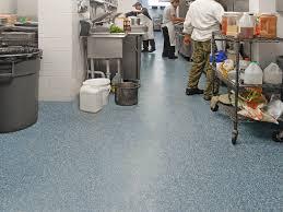 attractive vinyl flooring commercial kitchen commercial restaurant flooring safe durable and attractive