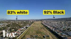 Why South Africa is still so segregated ...