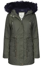 tokyo laundry womens heidi parka faux fur trim hooded quilted outdoor winter coat b01n40atpl