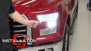 2012 F250 Light Bulb Chart F 150 Putco Low Beam Headlight Bulb Silver Lux Led H11 Cool White Pair Halogen 2015 17 Installation
