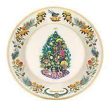 Christmas Trees Plates And Boxes On PinterestLenox Christmas Tree Plates