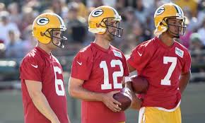 Packers Depth Chart 2017 Packers Go Familiar Route To Fill Qb Depth Chart After