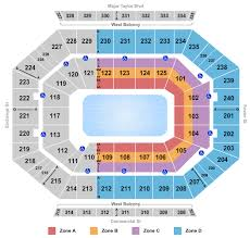 Dcu Center Seating Charts For All 2019 Events Ticketnetwork