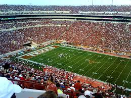 Ut Texas Football Stadium Seat Chart 20 Unfolded Dkr Texas Memorial Stadium Seating Chart