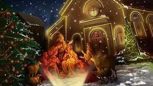 Christian Christmas Backgrounds ...