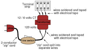 transformer power supply ac circuits electronics textbook instructions