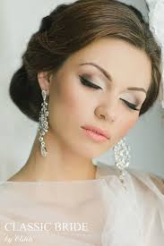 description image result for wedding makeup for brunettes