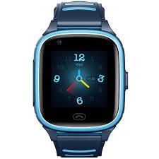 <b>Смарт</b>-<b>браслет Jet</b> Kid Vision 4G Blue/Grey - характеристики ...