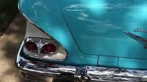 1958 Chevrolet BelAir 348 - YouTube