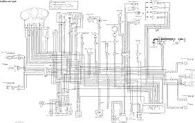 yamaha grizzly wiring diagram automotive wiring 1814 207 868 1996 yamaha vmax 600 wire diagram