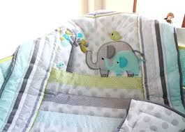 bedding set baby boy chair fascinating cot bedding sets boy 7 cute elephant baby set cradle