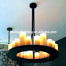 beautiful faux candle chandelier home furniture ideas within lighting ho