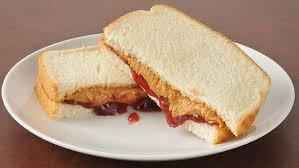 Peanut Butter And Jelly Sandwich White Bread Recipe Nutrition