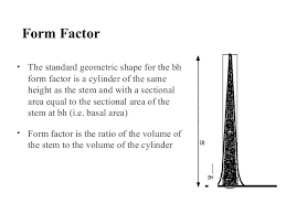 factor form definition tree forms