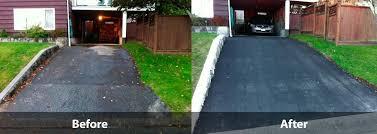 sealing asphalt driveway pros and cons. Unique Cons Before And After Driveway Paving To Sealing Asphalt Driveway Pros And Cons