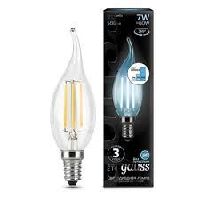 Светодиодная <b>лампа GAUSS 104801207-S</b> - купить ретро-лампа ...
