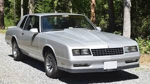 1986 Chevrolet Monte Carlo SS for sale near Spotsylvania, Virginia ...