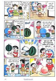 Doraemon màu : 19: máy rút ruột Truyện Tranh