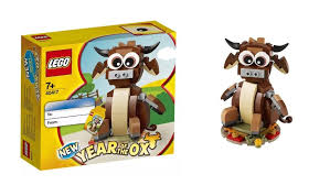 2021 is the year of the ox, but what does this chinese zodiac sign mean? Lego 40417 Year Of The Ox Availability Details Jay S Brick Blog