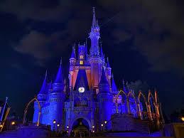 enjoy magic kingdom s evening glow