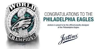 Minneapolis — the sporting world will have to wait until sunday night to find out whether the new england patriots or the philadelphia eagles will win the. Jostens On Twitter Congratulations To The Philadelphia Eagles As They Receive Their Super Bowl Lii Championship Rings Jostens Is Proud To Be The Official Jewelry Designer Of The Philadelphia Eagles Flyeaglesfly Storytellerofchampions