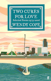 In A Marine Light Selected Poems Two Cures For Love Wendy Cope 9780571240791 Allen