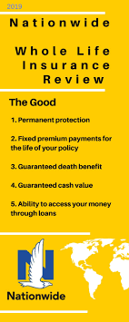 Out of $290 every month, the insurance provider (transamerica) takes almost $150 for fees and. Nationwide Whole Life Insurance Review 2020 Best Choice