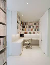 Minimalist home office design Modern Architecture Art Designs 18 Minimalist Home Office Designs That Abound With Simplicity Elegance