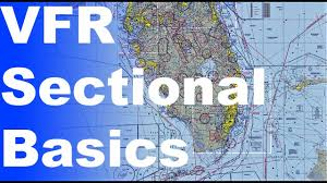Ep 34 How To Read A Vfr Sectional Chart Basic Chart Map Knowledge