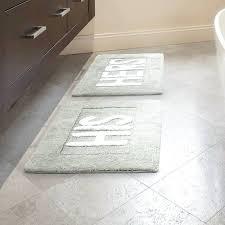 gray bathroom rug sets ideas cool outstanding 6