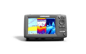 Lowrance Elite 7 Hdi Chart Maps Hook 7 With Hdi Transducer And C Map Insight Pro