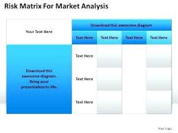 Market Research Report Template Proposed New Degree Product Document ...