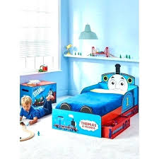 Thomas And Friends Bedroom Set The Tank Engine Toddler Bed Train For ...