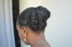 Coiffure De Mariage Simple Et Rapide Sur Cheveux Crépus